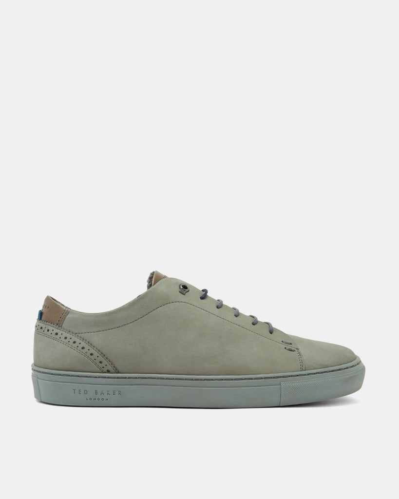TED BAKER - DAHVID BROGUE TRAINERS