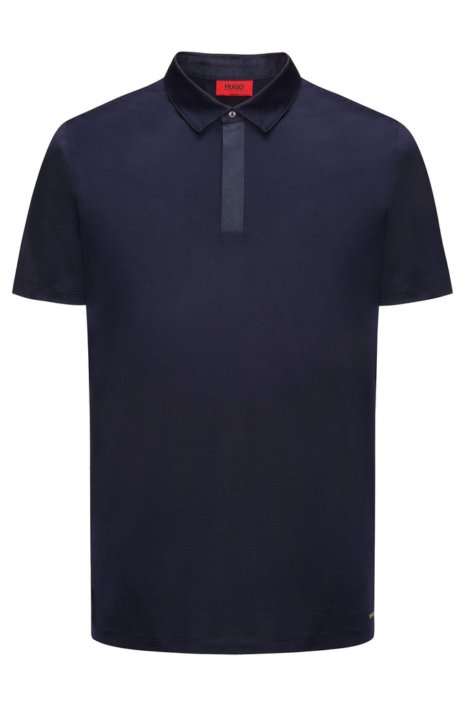 HUGO BOSS - Dajm Cotton Polo Shirt