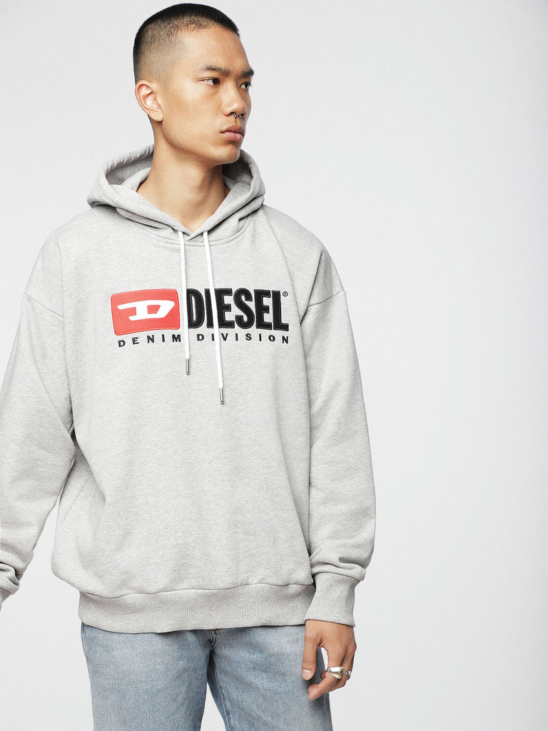 Diesel - Division Hooded Sweat