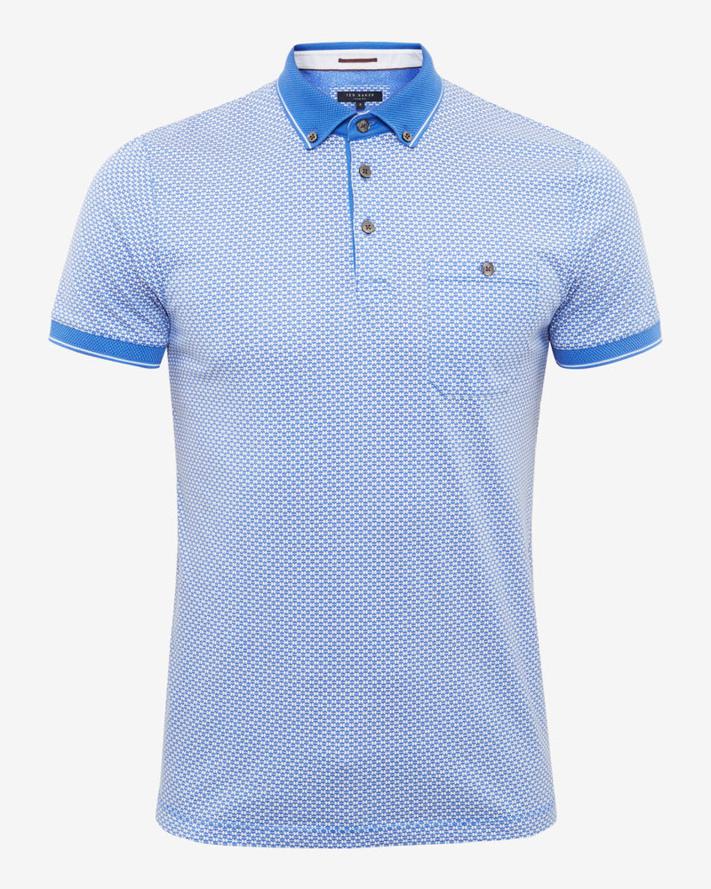 Ted Baker - Enders Polo (Blue)