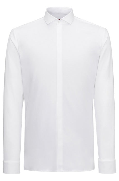 Hugo RED - Erves - Extra Slim Fit Evening Shirt