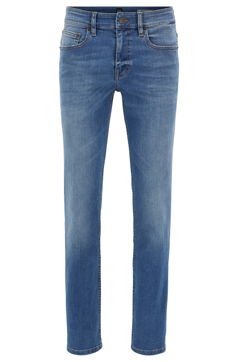 HUGO BOSS - Helsinki Slim Fit Stretch Jeans
