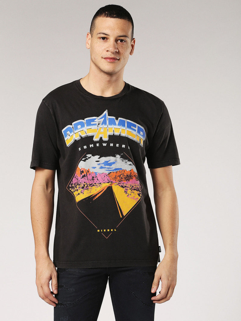 Diesel - T-JUST-SR Graphic Tee