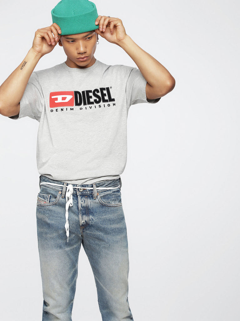 Diesel - Just Division Tee (Grey)
