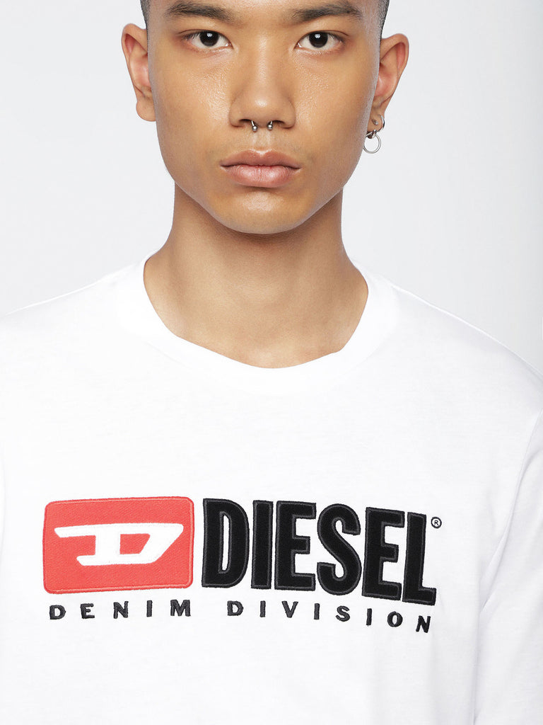 Diesel - Just Division Tee (White)