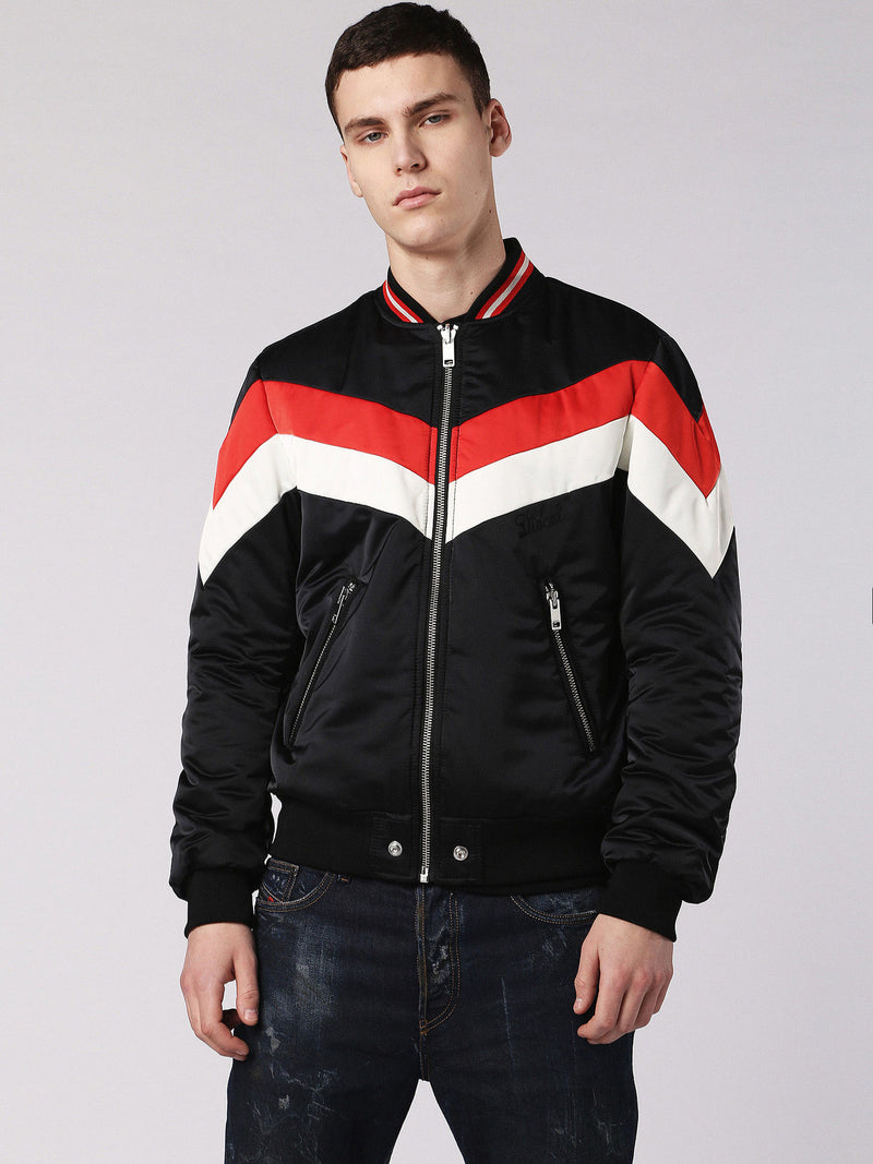 Diesel - REVERSIBLE Marching Jacket
