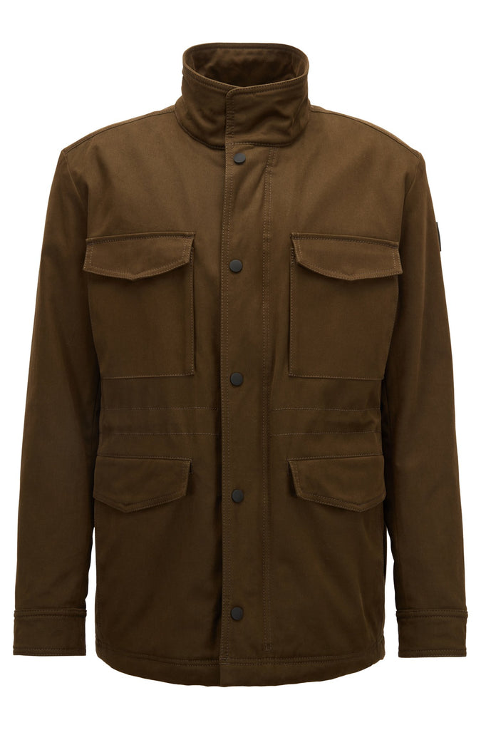 HUGO BOSS - OROY WATER REPELLANT FIELD JACKET