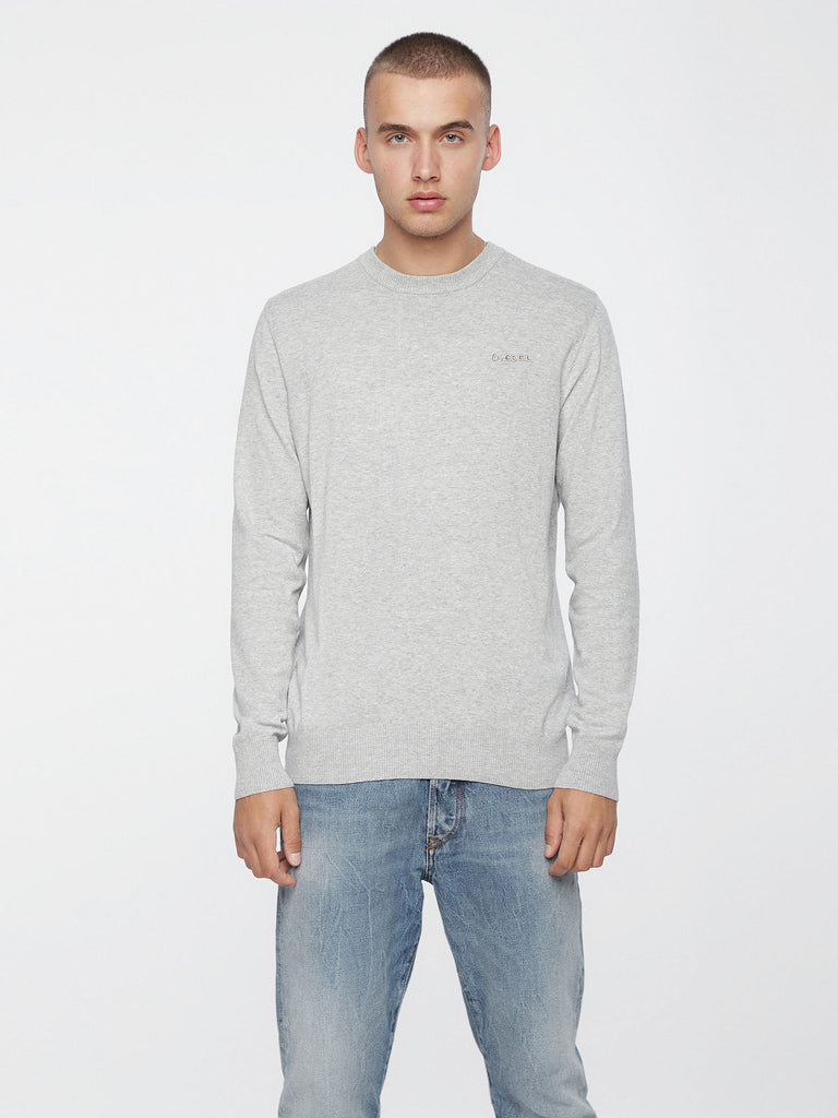 DIESEL - OVER CREW NECK SWEATER
