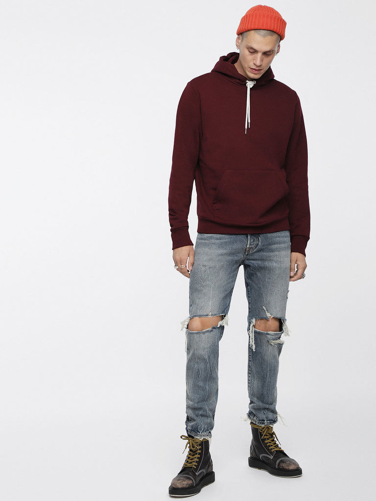 DIESEL - PALMY HOODED SWEATER