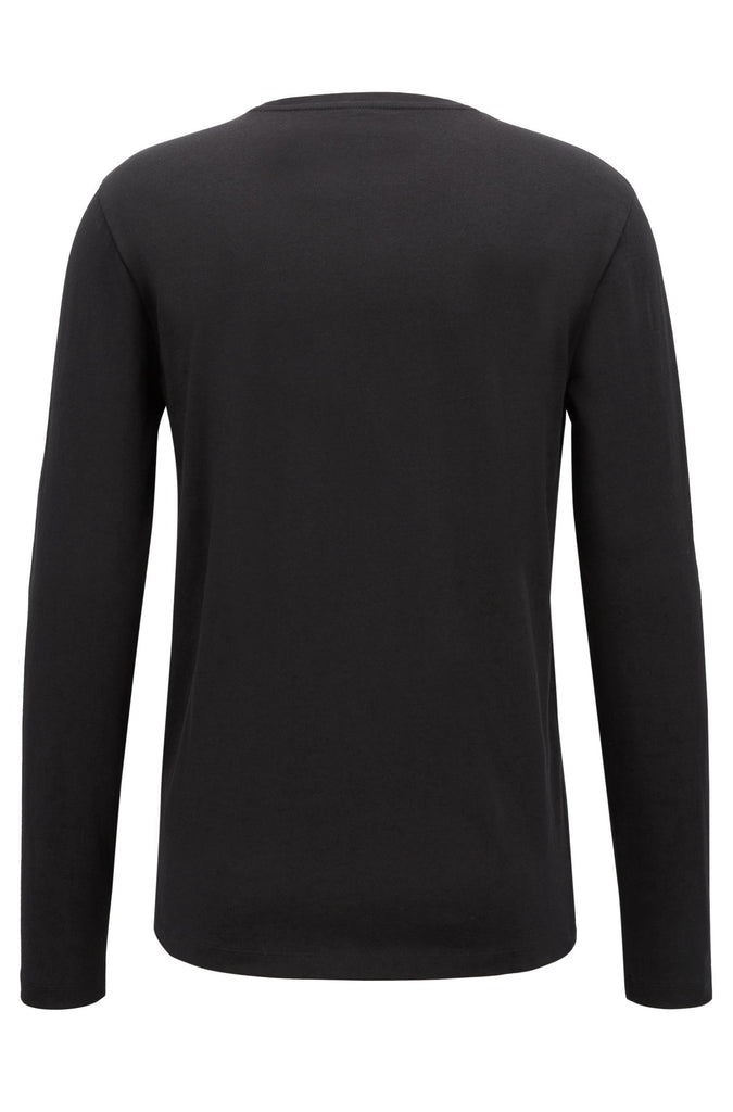 HUGO BOSS - TACKS LONG SLEEVE JERSEY TEE