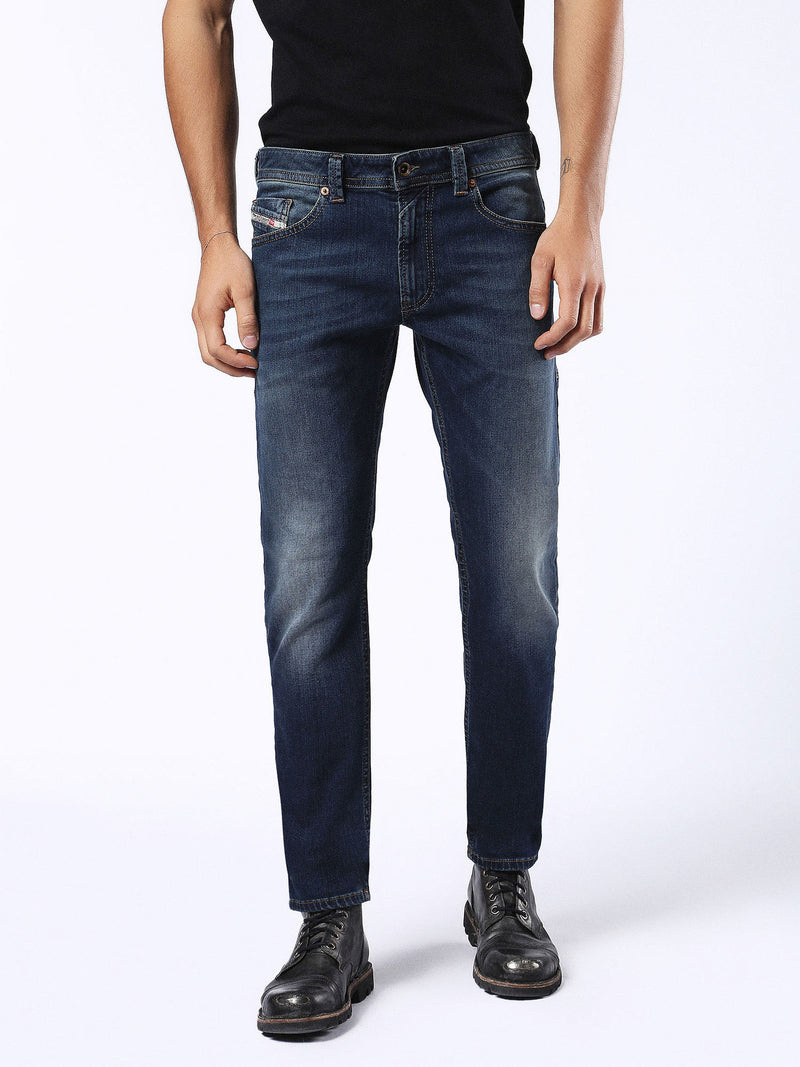 Diesel - Thommer 84BU Tapered leg Jeans