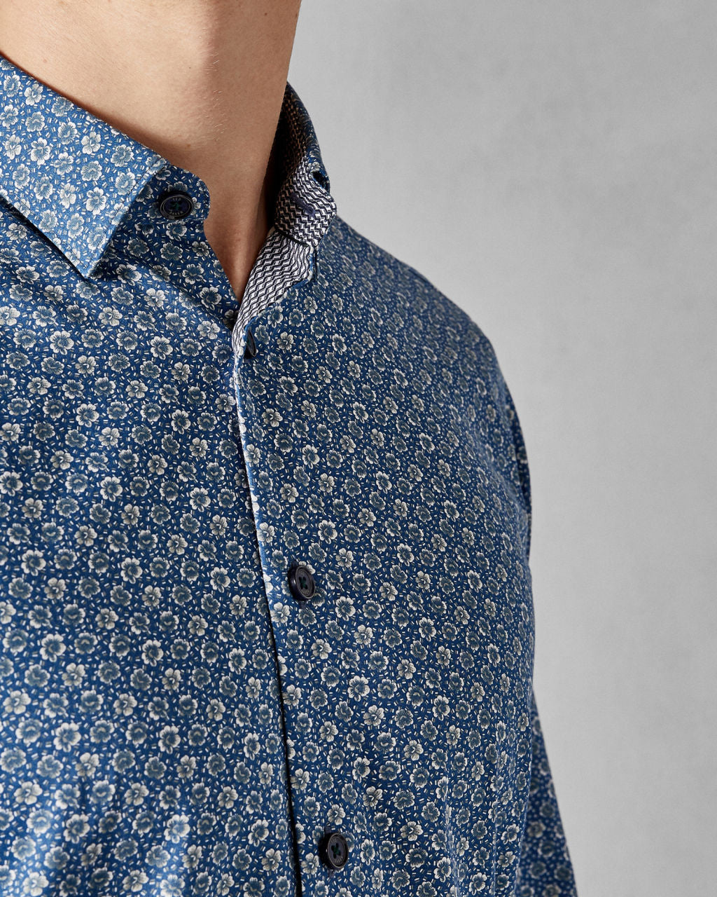 Ted Baker - Thornto Floral Printed Shirt
