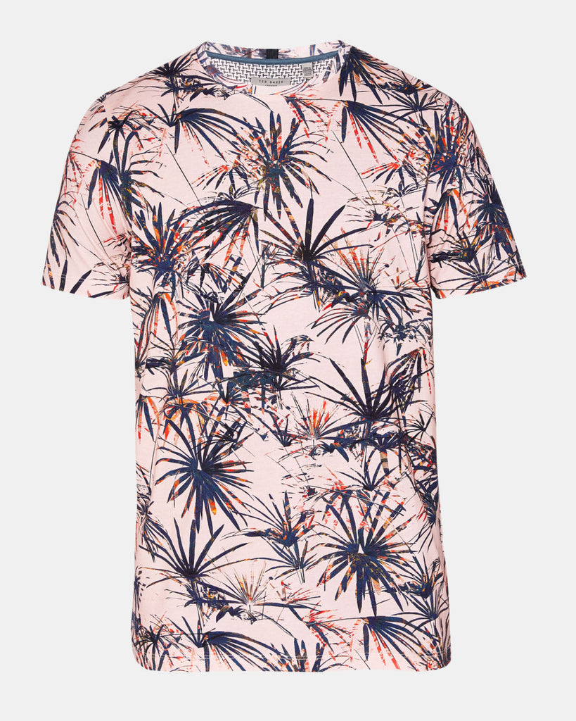 Ted Baker - Yorkii Tropical Print Tee