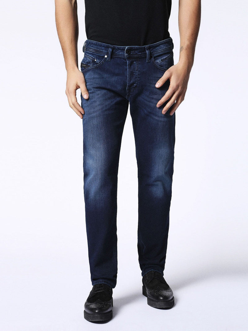 DIESEL - BELTHER 084BV TAPERED JEANS