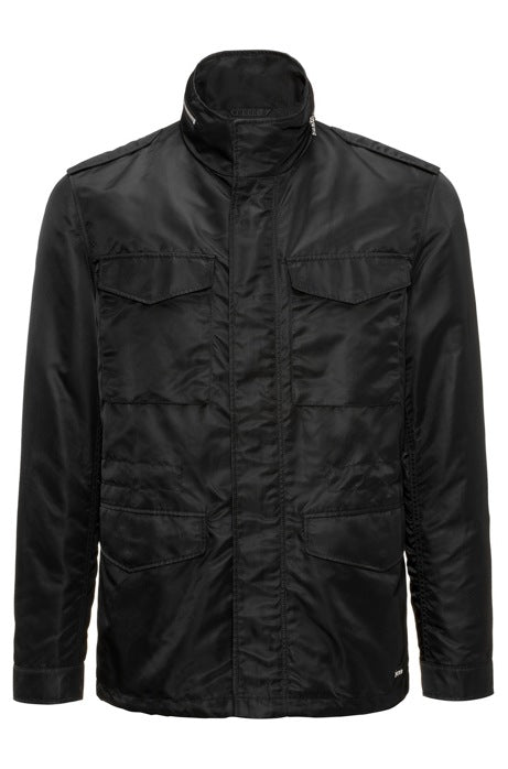 Hugo Boss - Bingou Field Jacket With Teflon Finish
