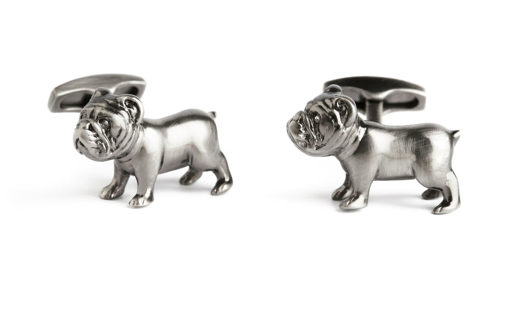 Simon Carter - Bulldog Cufflinks