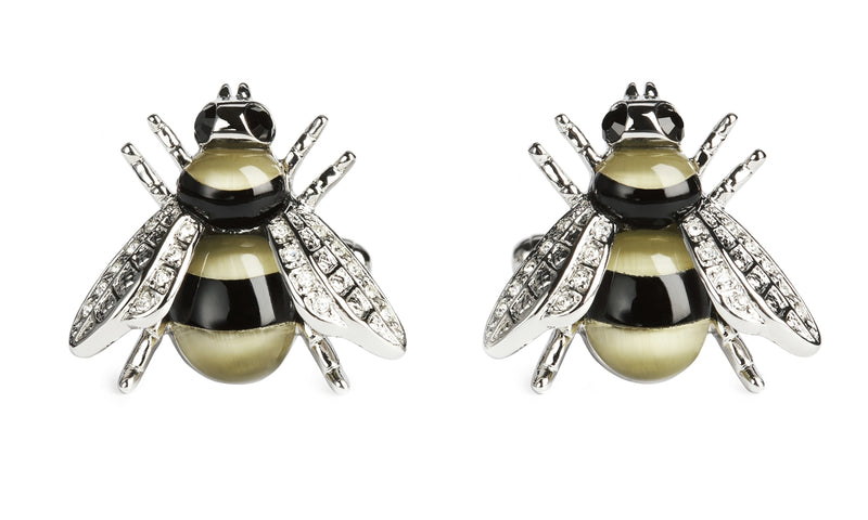 Simon Carter - Bee Cufflinks