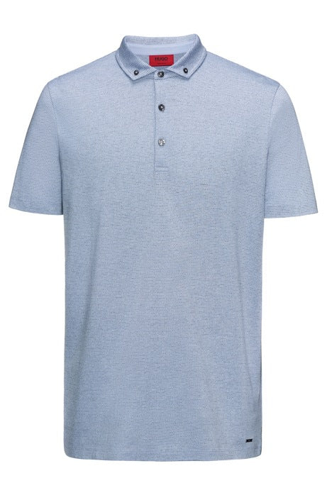 Hugo Red - Deleton Polo Shirt - Mercerised Cotton