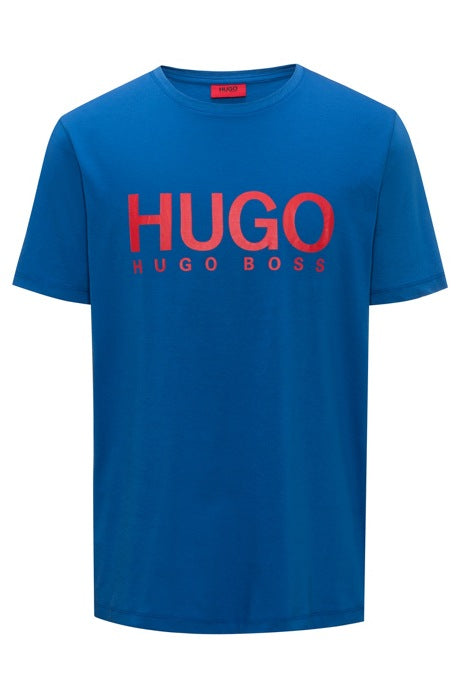 Hugo RED - Dolive T-shirt (Blue)