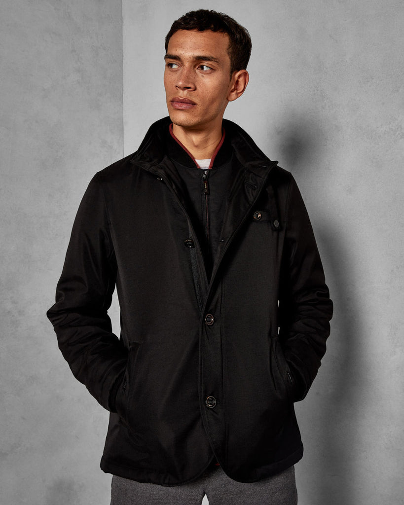 Ted Baker - Dral Showerproof Quilted Jacket