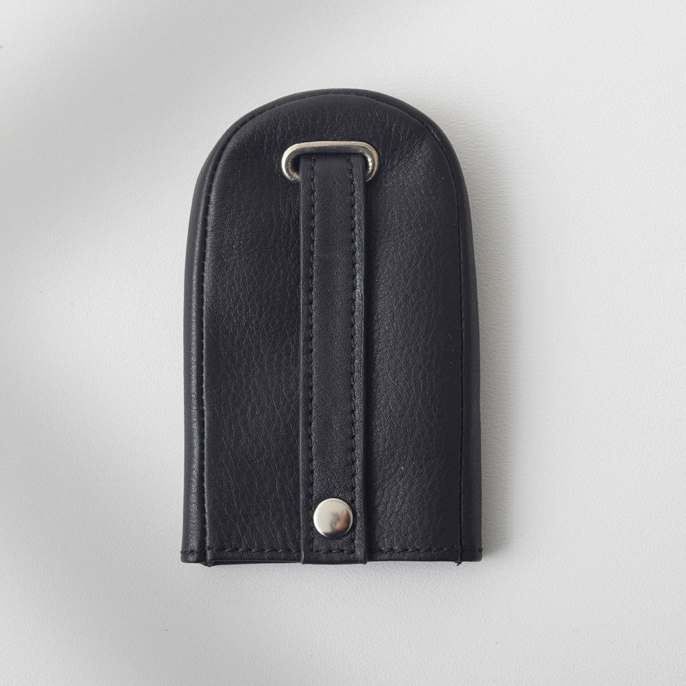 RG - Leather Key Pouch (Black)