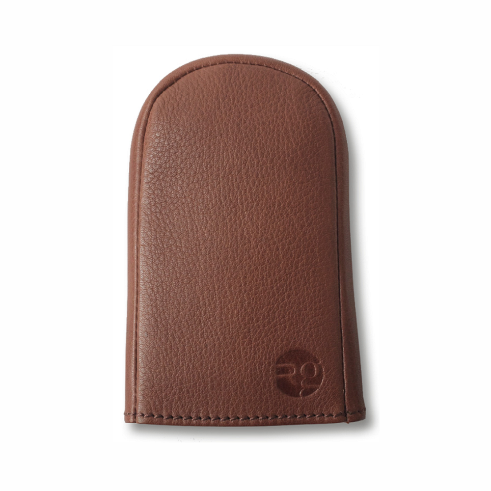 RG - Leather Key Pouch (Tan)