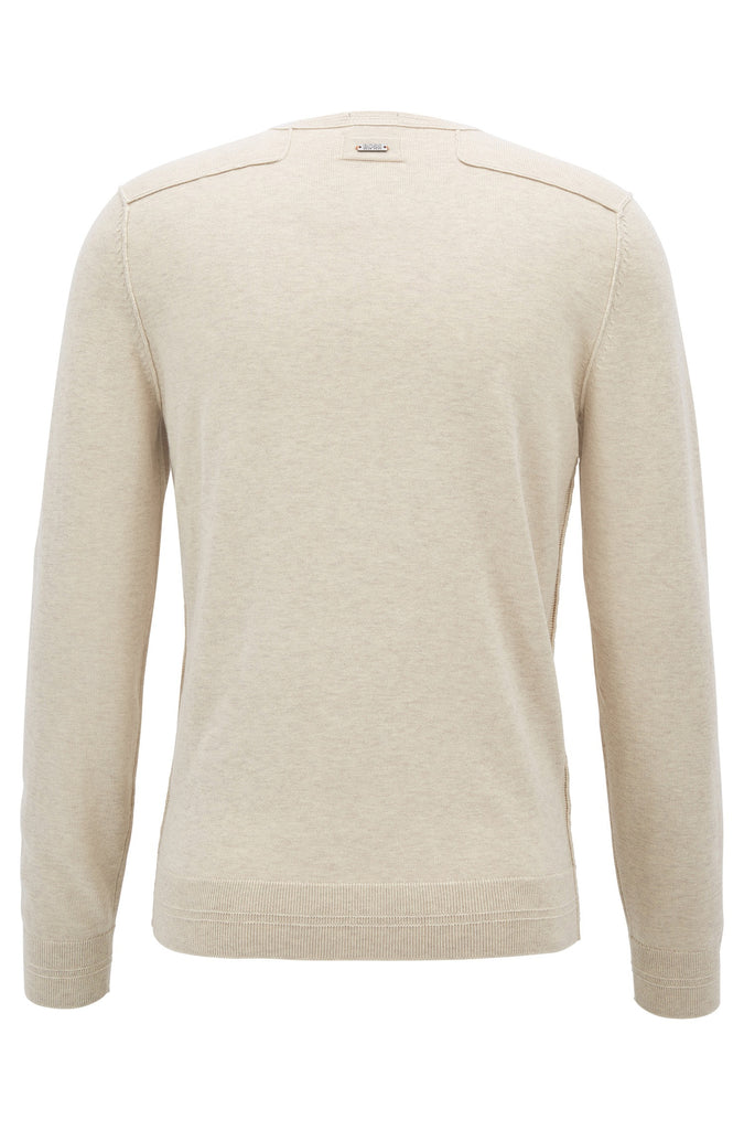 HUGO BOSS - Kwasiros Knitted Sweat