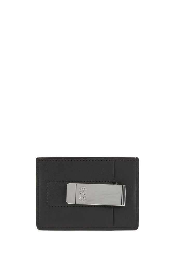 HUGO BOSS - MAJESTIC MONEY CLIP WALLET