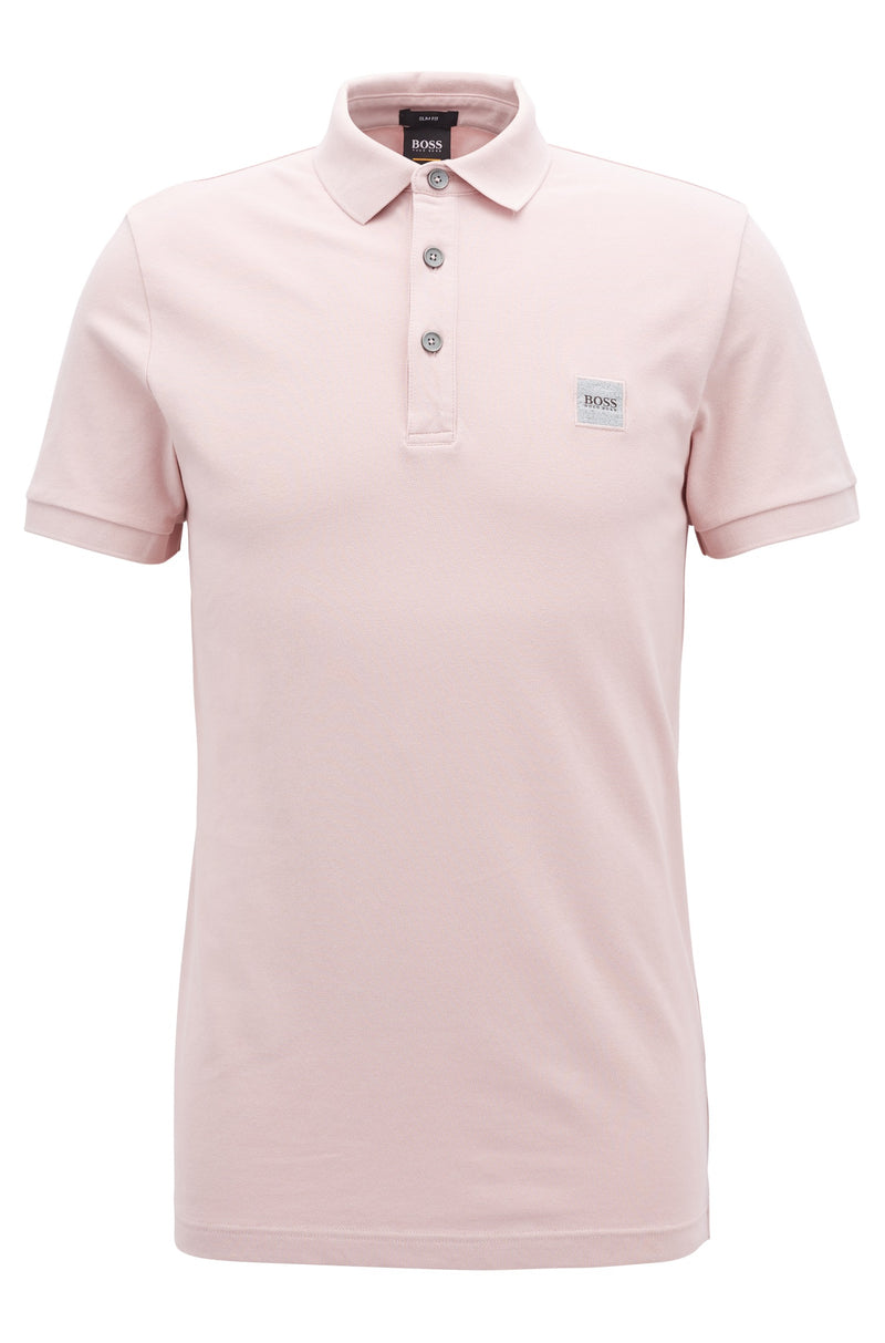 HUGO BOSS - Passenger Polo (Pink)