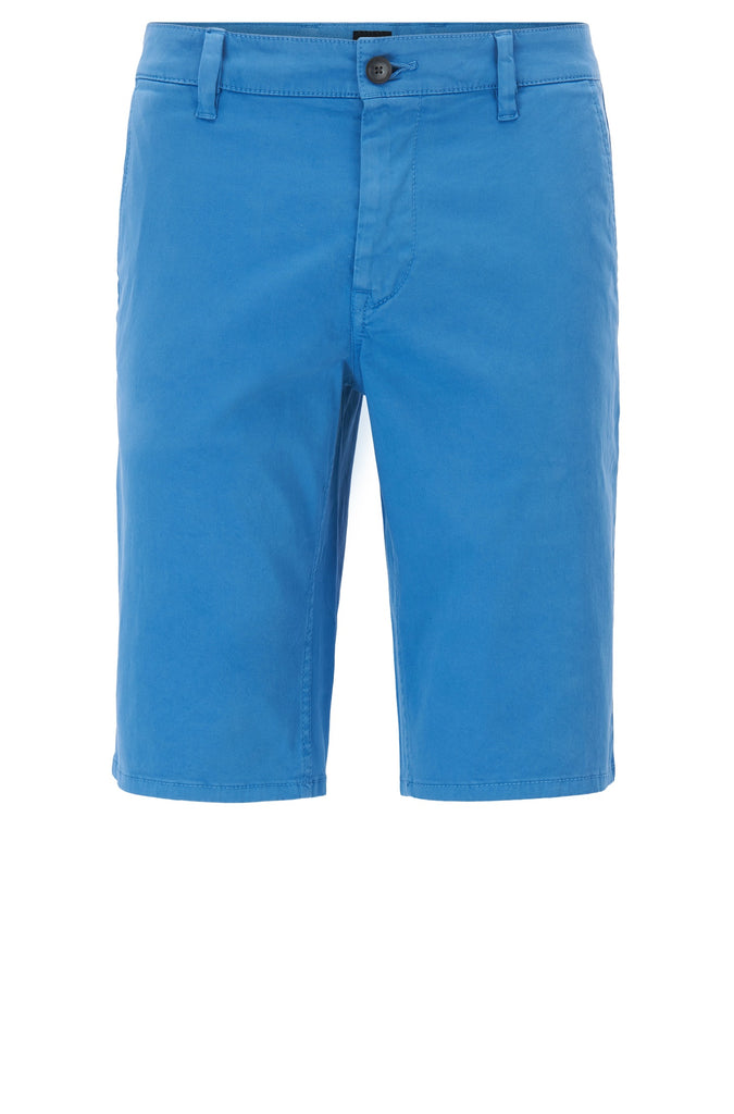 HUGO BOSS - Schino Slim Shorts (Blue)
