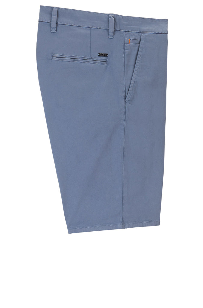 HUGO BOSS - Schino Slim Shorts (Light Blue)