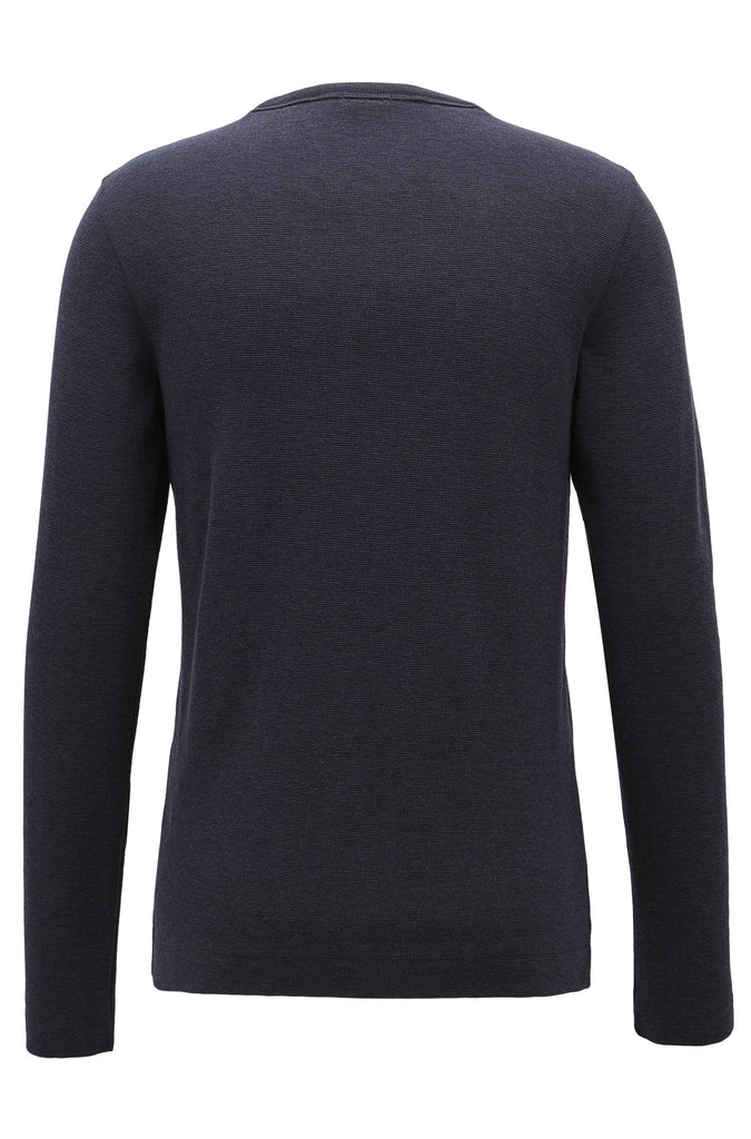 HUGO BOSS - Trix Slim-Fit Henley Tee