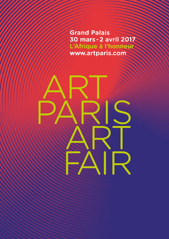 Art Paris Art Fair 2017 au Grand Palais : 1 place achetée = 1 place offerte