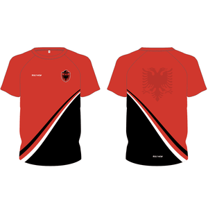 T-Shirt - Albania Rugby League (Design 4)
