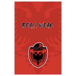 Towel - Albania Rugby League (Design 2)
