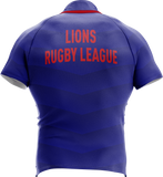GB League Lions Tour Great Britain Supporter Jersey