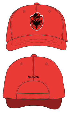 Red Cap - Albania Rugby League