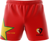 Cameroon Rugby League Playing Shorts - Home