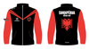 Jacket - Black and Red - Albania Rugby League