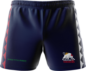 Philippines Rugby League Playing Shorts - Home/Away