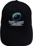 Cap - Commonwealth Champions League '18 Black