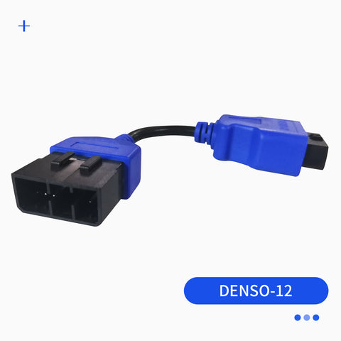 Humzor N*PIN to 16 PIN OBD2 Connector Adapter Cable for Commercial Vehicle