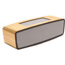 Load image into Gallery viewer, Handcrafted Portable Wooden Bluetooth Speaker