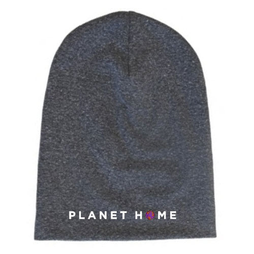 Beanie - Grey - 'Planet Home Design'