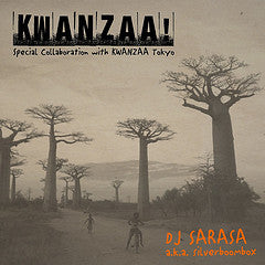 KWANZAA! / DJ SARASA a.k.a. Silverboombox    Digital Download