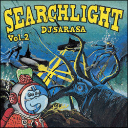 Searchlight vol.2/ DJ SARASA a.k.a. Silverboombox        digital mix cd
