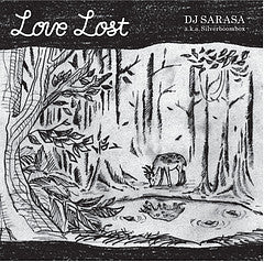 Love Lost /DJ SARASA a.k.a. Silverboombox   digital mix cd