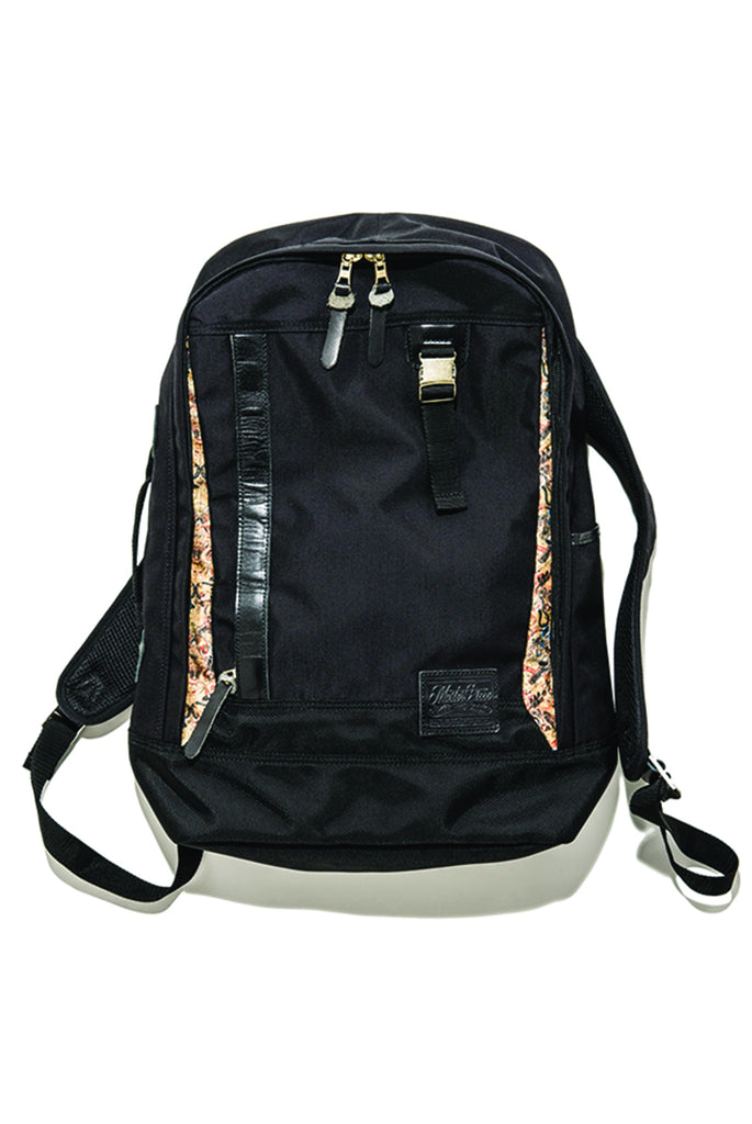 mynority classics bag of noise back pack color black
