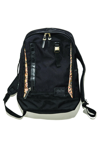 """Bag of Noise"" Back Pack (Color: Black)"