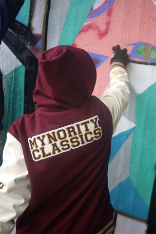 True Skool Stadium Jumper (MYC x MSGR)